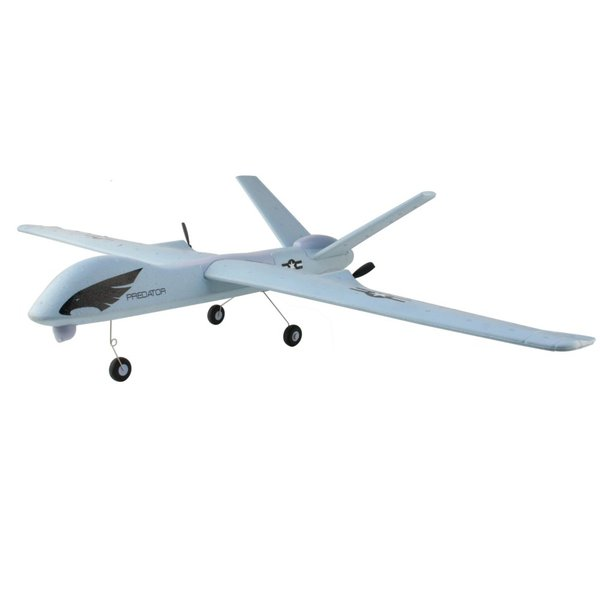 아재몰 RC비행기_Z51 Predator 660mm Wingspan 2.4G 2CH EPP DIY Glider RC Airplane RTF Built-in Gyro