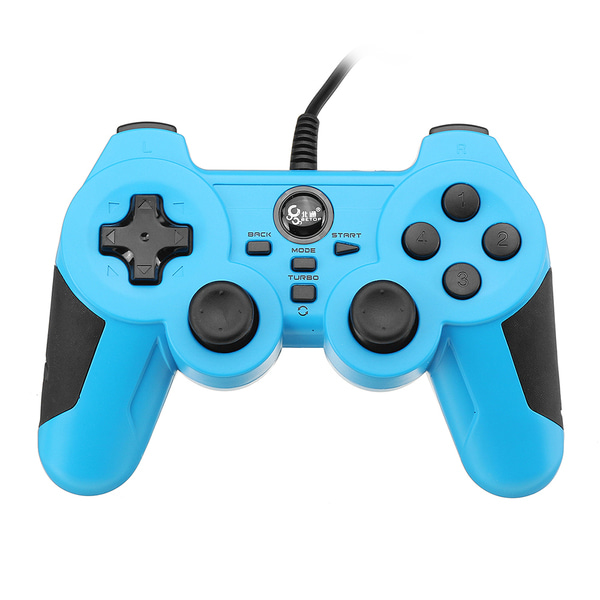 아재몰_(1334147)_게임패드_Betop BTP-2163X Wired Vibration Turbo Gamepad for PC PS3 TV Android Mobile Phone