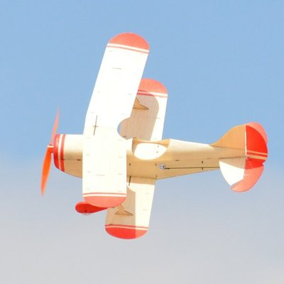 아재몰 드론 RC비행기 TY Model NO.5 296mm Wingspan Wood Park Flyer RC Airplane KIT