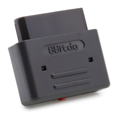 아재몰 해외직배송 비디오게임 컨트롤러_8bitdo Bluetooth Retro Receiver for Nintendo Wii Wii U for PS4 Game Controller