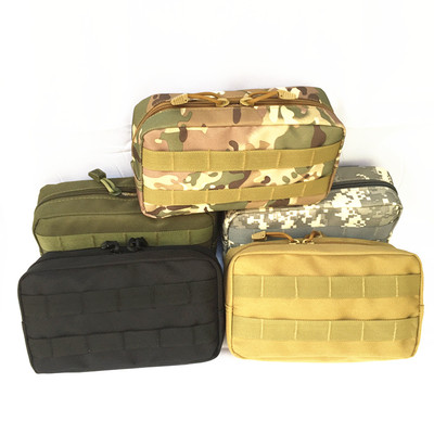 아재몰 해외직배송_밀리터리_벨트_FAITH PRO Multifunctional Military EDC Magic Stickers Belt Pouch MOLLE System Accessory