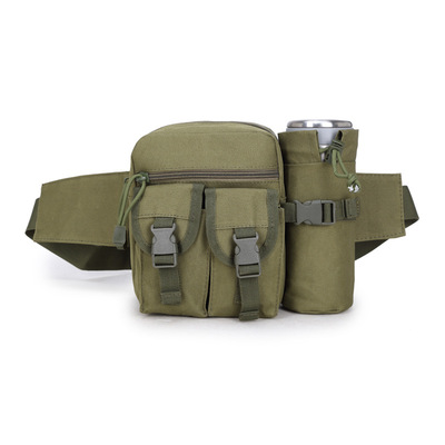 아재몰 해외직배송_밀리터리_벨트_Hunting Men Nylon Tactical Military Crossbody Bag Travel Water Bottle Belt Waist