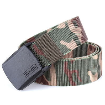 아재몰 해외직배송_밀리터리_벨트_Mens Nylon Classic Series Military Tactical Belt Adjustable Canvas Webbing Strap Plastic Buckle