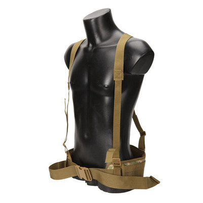 아재몰 해외직배송_밀리터리_벨트_Tactical Molle Belt Combat Girdle Wear Proof H-shaped Adjustable Soft Padded Men Army Military Gear