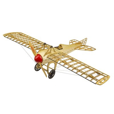 아재몰 RC비행기_Dancing Wings Hobby Deperdussin Monocoque 500mm Balsa Wood 1:13 Parts Assembly Static Airplane Model