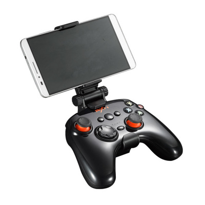 아재몰_(1290795)_무선 게임패드_PXN-9608 2.4G bluetooth 4.0 Wireless Wired Gamepad with Removable Shell Phone Clip Vibration