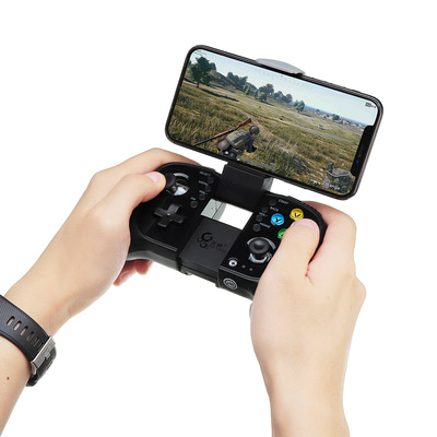 아재몰_(1373341)_게임패드_Betop X1 bluetooth 4.1 Joystick Gamepad Game Controller with Phone Clip for IOS Android Mobile Game