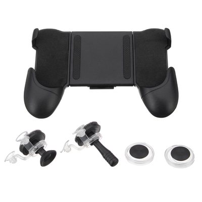 아재몰_(1310114)_게임패드_RKGAME 6th Gamepad 4.5-6 Inch Phone Handgrip Holder Stand Joystick for Mobile Game