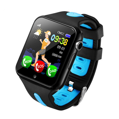 아재몰_(1313160)_스마트워치 시계_Bakeey 1.5inch Touch Screen Children Kids GPS LBS Location Call Camera Waterproof Smart Watch Phone