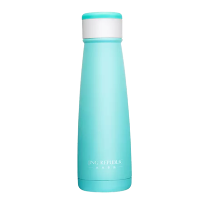 아재몰_스테인레스 물병 휴대용컵_Xiaomi JING REPUBLIC 350ML 304 Stainless Steel Vacuum Cup Outdoor Camping Traveling Portable Insulation Cup Water Bottle from xiaomi youpin