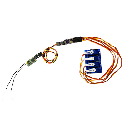 아재몰_RC 조종기 부품_SBUS To PWM Decoder for FrSky R-XSR XM+ XSR R9MM Receiver