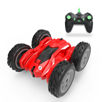 아재몰 (1673180) RC카 레이싱카 스포츠카_H833 StuntRC Car High Speed Tumbling Crawler Vehicle 360 Degree Flips Double Sided Rotating Tumbling Vehicle Models