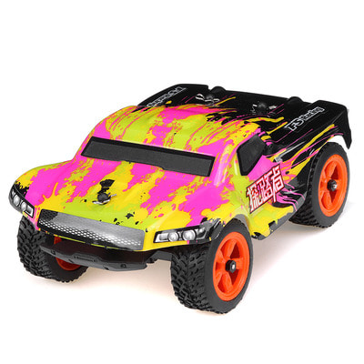 아재몰 (1680787) RC카 레이싱카 스포츠카_FS Racing 92901 2.4G 2WD 1/32 RC Car Off-Road Vehicle Model 5 Speed Change Chirldren Toys