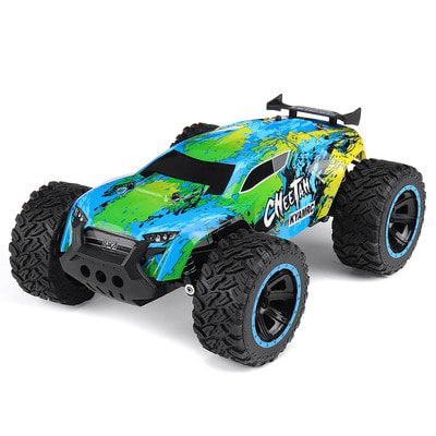 아재몰 (1679939) RC카 레이싱카 스포츠카_1/14 2WD 2.4G Big Foot Off-road RC Car High Speed 20km/h Vehicle Models