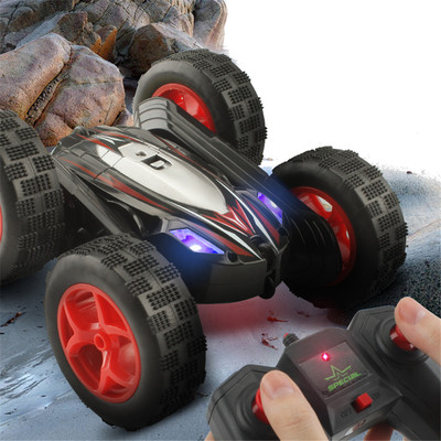 아재몰 (1671675) RC카 레이싱카 스포츠카_JJRC D828 1/24 2.4G 4CH RC Car Stunt Drift Deformation Tracked Rock Crawler 360 Degree Flip Kids Vehicles Indoor Toys